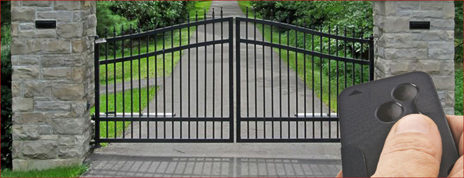 Automated Gates And Cctv Installation In East Sussex